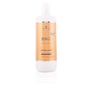 BC EXCELLIUM taming shampoo 1000 ml