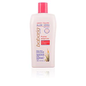 ALOE VERA jabón líquido pieles atópicas