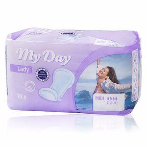 MY DAY compresas incontinencia super 10 uds