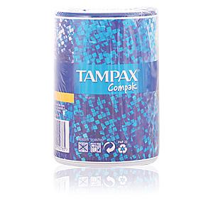 TAMPAX COMPAK tampón regular 14 uds