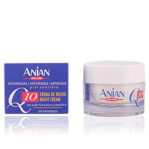 Q10 crema facial noche 50 ml