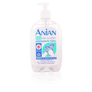 HIDRO-ALCOHÓLICO gel higienizante total manos 500 ml