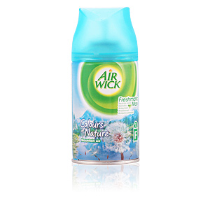 AIR-WICK FRESHMATIC ambientador recambio #mountain 250 ml