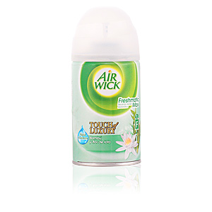 AIR-WICK FRESHMATIC TOUCH LUXURY recambio #bambú 250 ml