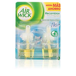 AIR-WICK AMBIENTADOR ELECTRICO RECAMBIO LOTE 2 pz