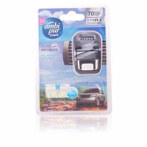 AMBIPUR CAR ambientador aparato + recambio #sky 7 ml