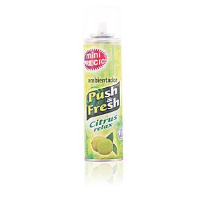 PUSH & FRESH ambientador spray #citrus relax 200 ml
