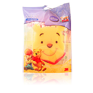 ESPONJA ACTIBEL DISNEY my friends tiger & pooh