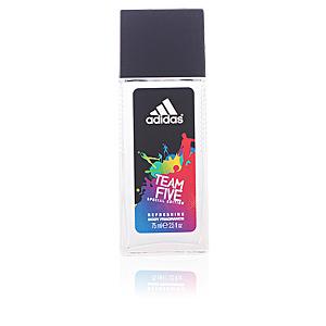 TEAM FIVE body fragance vaporizador 75 ml