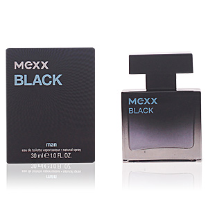MEXX BLACK MAN edt vaporizador 30 ml