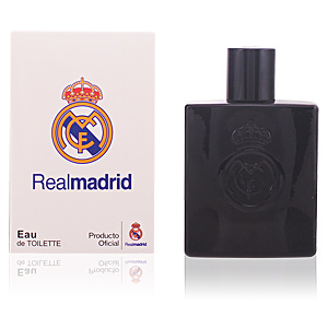 REAL MADRID BLACK edc 100 ml