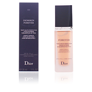DIORSKIN FOREVER fluide #020-beige clair 30 ml
