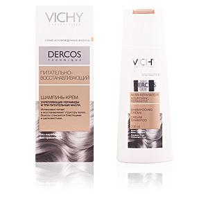 DERCOS nutri-reparateur shampooing créme 200 ml