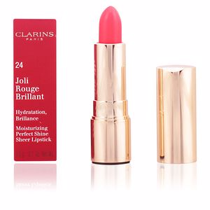 JOLI ROUGE BRILLANT #24-tropical pink 3,5 gr
