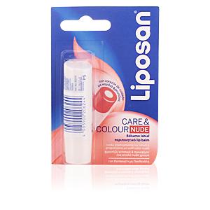 LIPOSAN care&color #nude