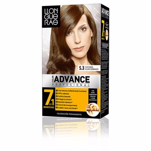LLONGUERAS COLOR ADVANCE hair colour #5.3 castaño claro gold
