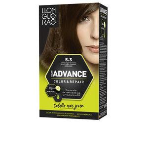 LLONGUERAS COLOR ADVANCE hair colour #5.3 castaño claro gold