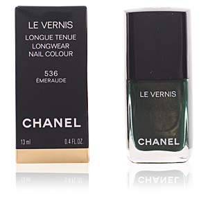 LE VERNIS #536-emeraude 13 ml