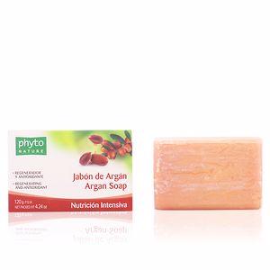 PHYTO NATURE pastilla jabón argán 120 gr
