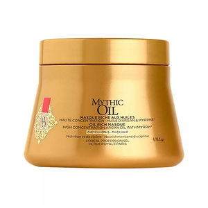 MYTHIC OIL mask with argan oil&MYRRH thick hair 200 ml
