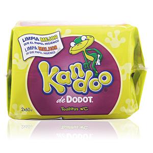 KANDOO toallitas húmedas melon 120 uds