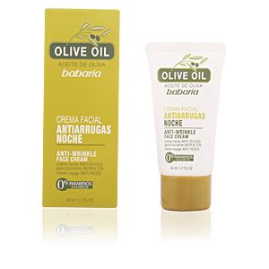 ACEITE DE OLIVA crema facial antiarrugas noche 50 ml