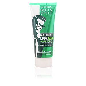 FRUCTIS STYLE NATURAL LOOK gel en crema 200 ml