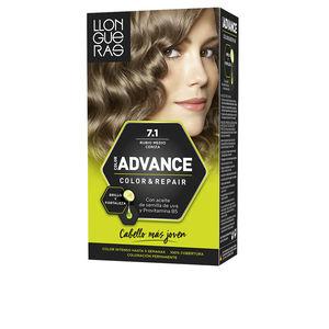 LLONGUERAS COLOR ADVANCE hair colour #071-rubio ceniza