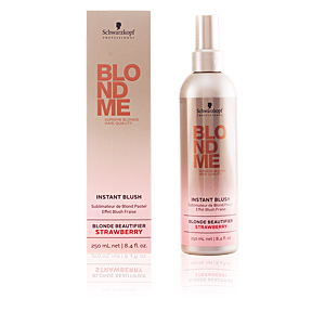 BLONDEME instant blush #strawberry 250 ml