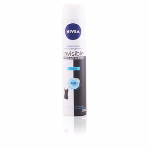 BLACK & WHITE INVISIBLE FRESH deo vaporizador 200 ml