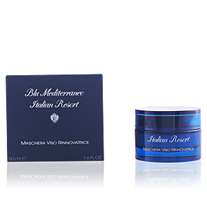 ITALIAN RESORT restoring face mask 50 ml
