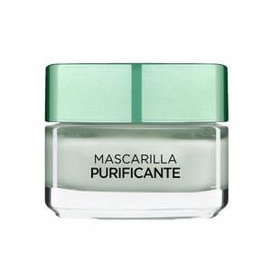 MASCARILLA ARCILLA verde purifica y matifica 50 ml