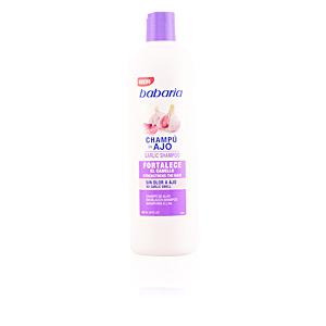 AJO champú fortalecedor cabello 600 ml