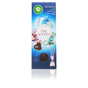 AIR-WICK LIFE SCENTS varitas perfumadas oasis turquesa 30 ml